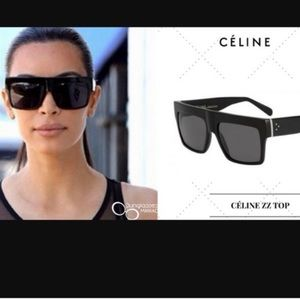 Celine ZZ Top sunglasses